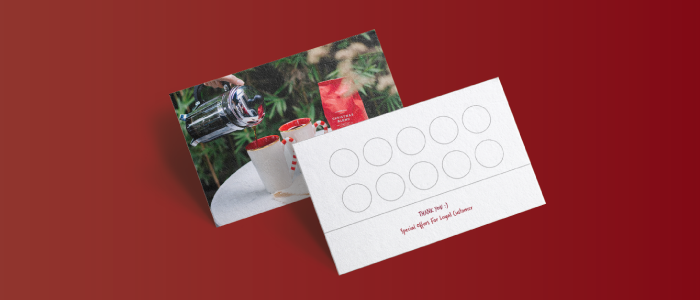 Loyalty Cards for Christmas